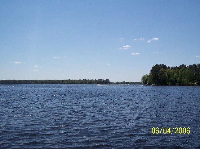 Breezy Bay Cottage On Lake Nokomis Tomahawk Wisconsin