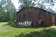 tomahawk wisconsin hunting or fishing cabin